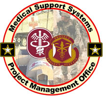 Medical Support Systems Program Management Office logo