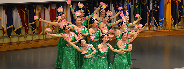 With an engaging program that included numerous guest speakers, lively dance and stunning music, the USAMMDA hosted a celebration to honor those of Asian American and Pacific Islander heritage, in recognition of the national month-long observance