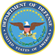United States Department of Defense (DoD) logo