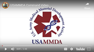 USAMMDA About Us and Video